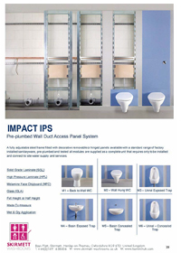 Impact IPS Duct Panel Systems